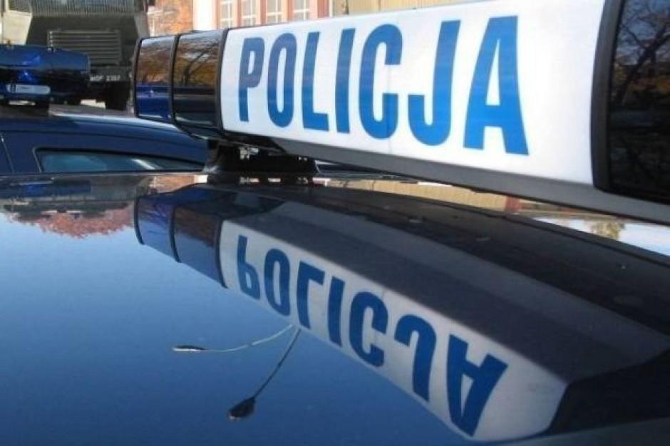 Za mało policjantów w stolicy Małopolski