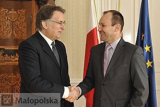 O współpracy Małopolski z Regionem Walonii