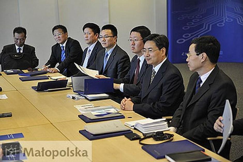 Chińscy przedsiębiorcy w Małopolsce