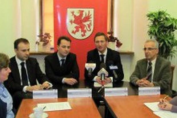 Wizyta białoruskiego opozycjonisty