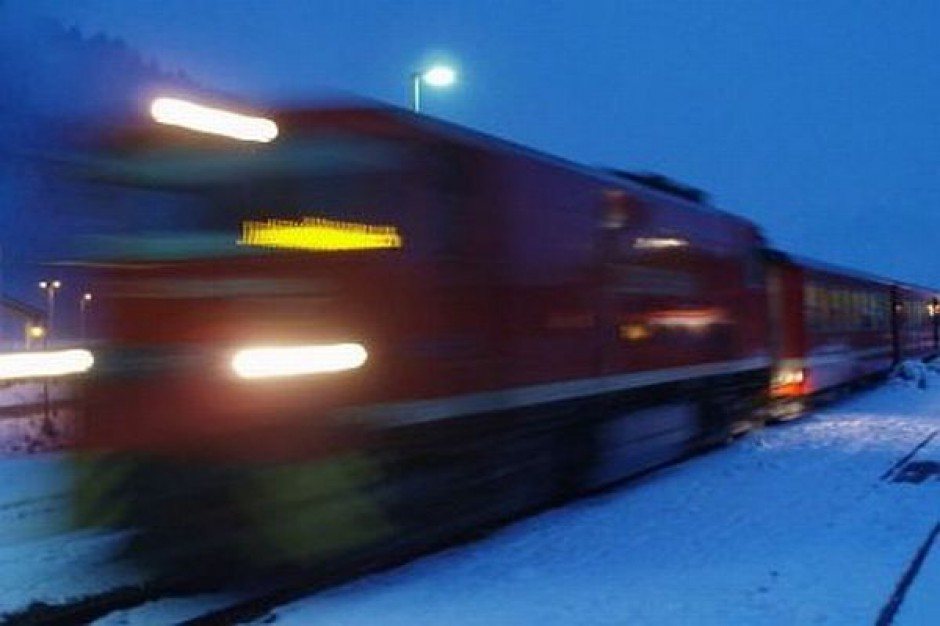 Polskie pociągi pędzące 300 km/h, możliwe?