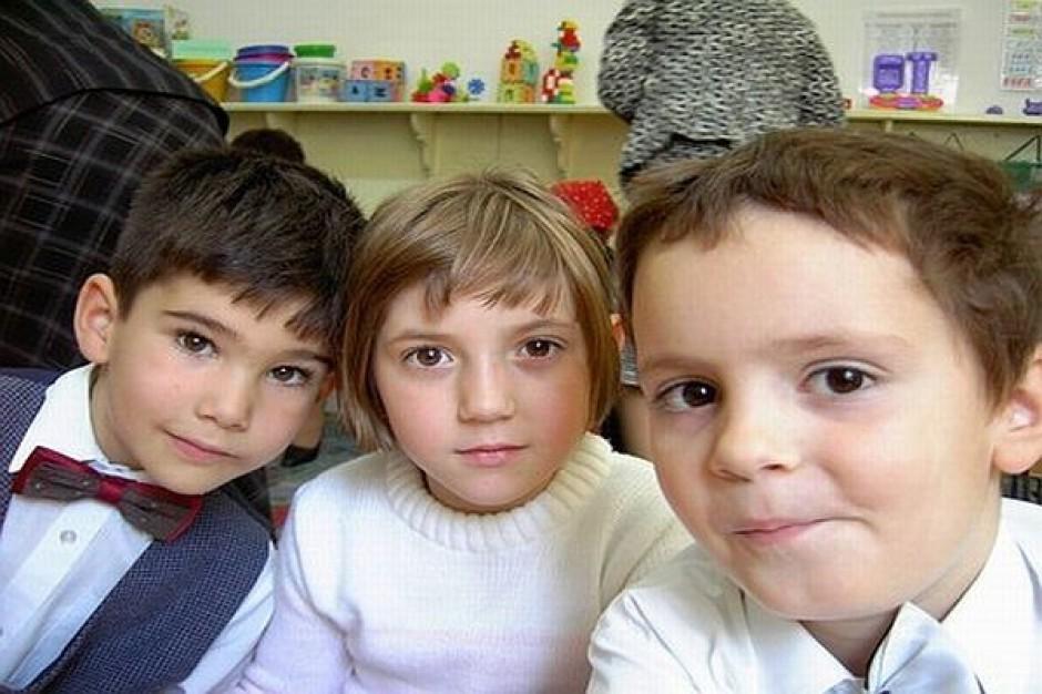 Warszawa przygotowana na przyjęcie pięciolatków