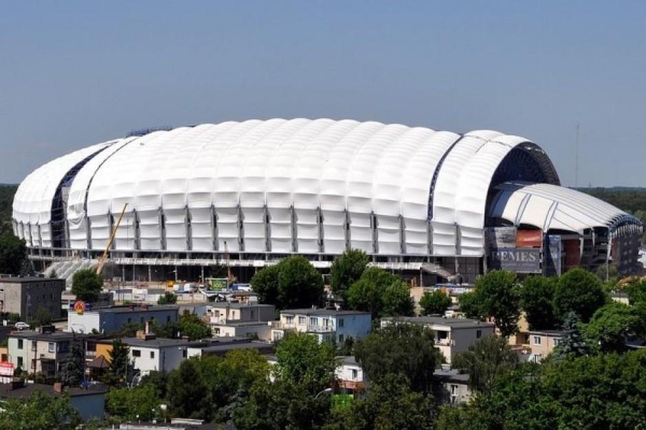 Stadion w Poznaniu coraz bezpieczniejszy