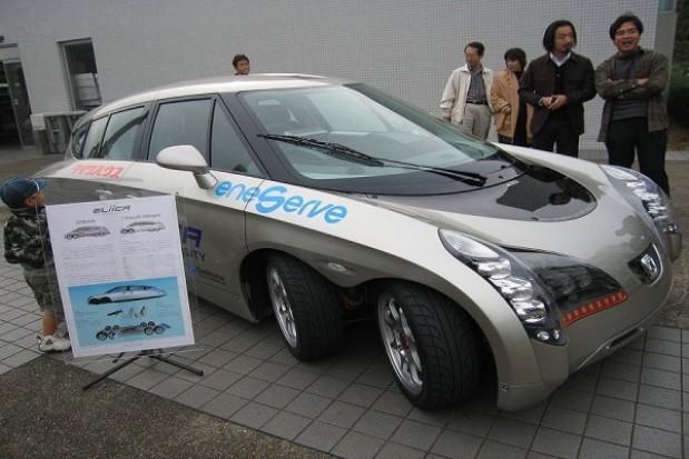 Urzędnik będzie wożony ekologicznym autem