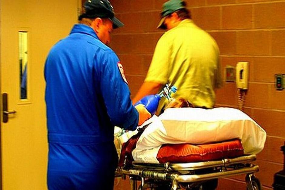 Kontrola w szpitalu nie wykazała nieprawidłowości