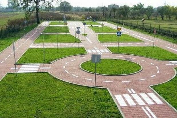 Powstanie 16 miasteczek ruchu drogowego