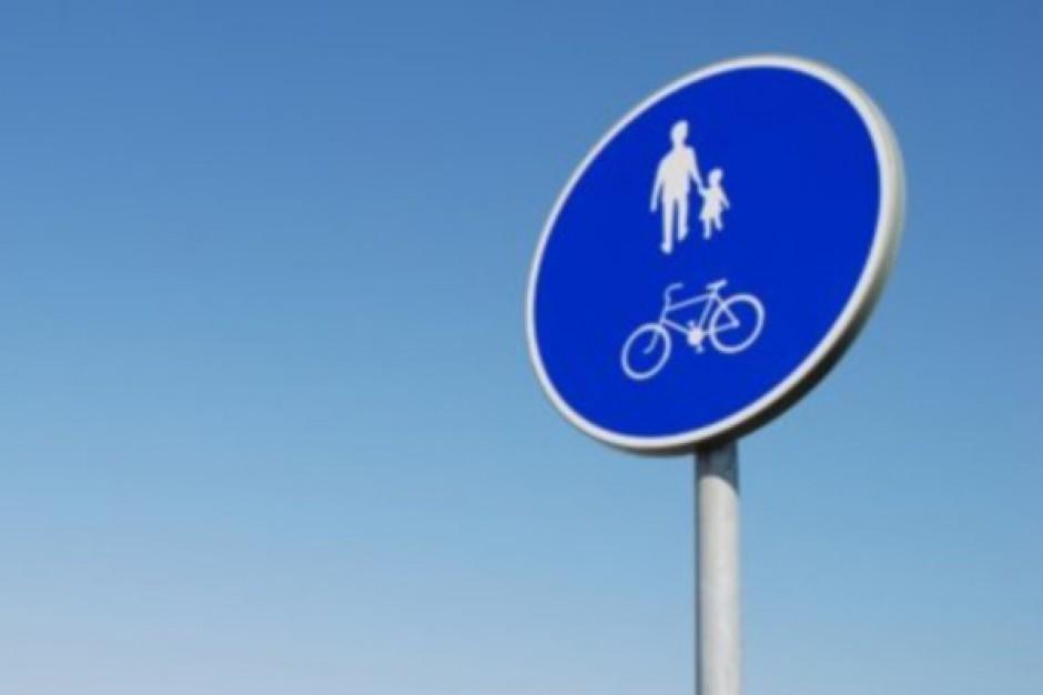 Przywileje dla rowerzystów… tylko ścieżek brak