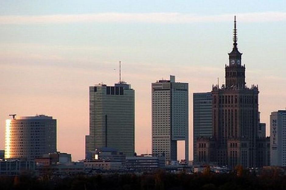 Blady wizerunek stolicy