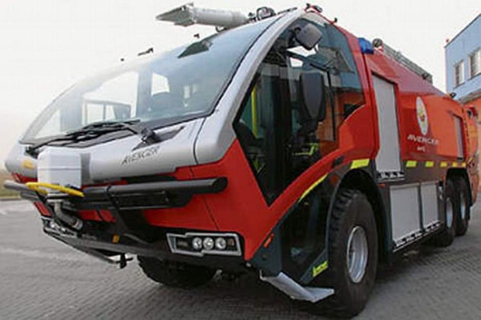 Wozy strażackie za unijne pieniądze