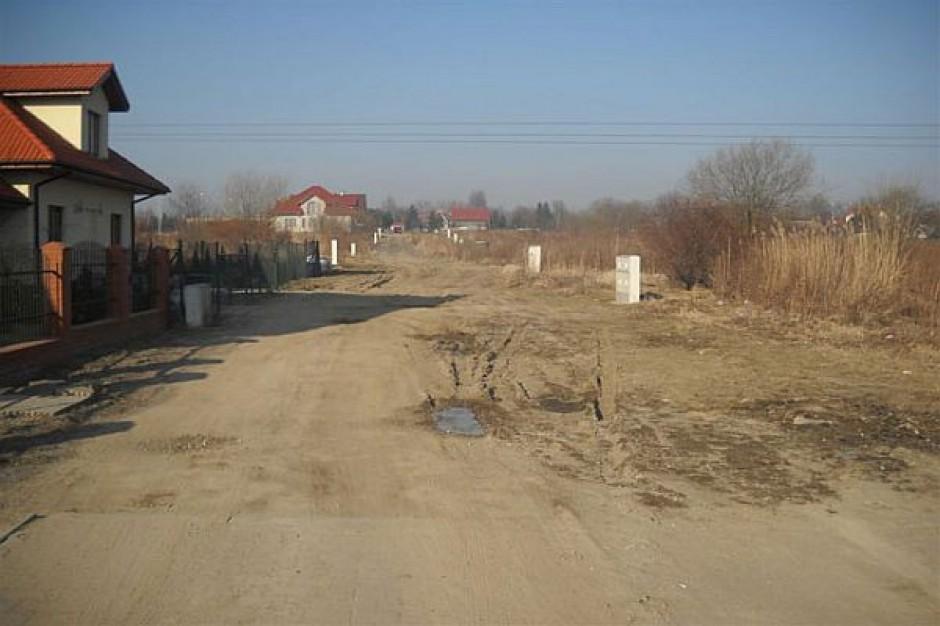 Kolejne ulice zostaną przebudowane