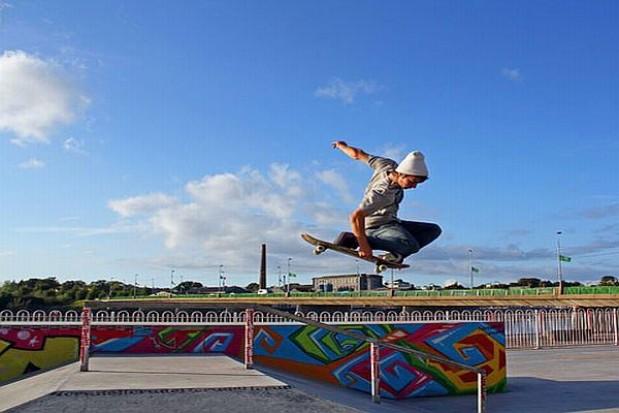 Skatepark dzięki społecznej inicjatywie