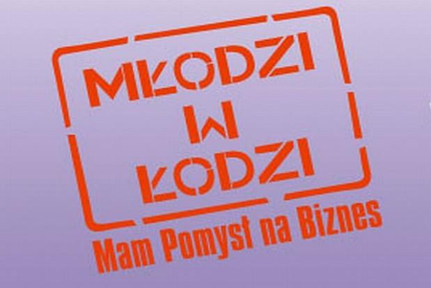 Łódź wspiera młodych przedsiębiorców