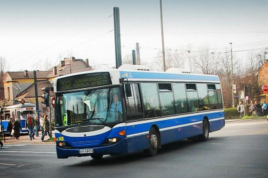 Kto dostarczy 100 autobusów do Krakowa?