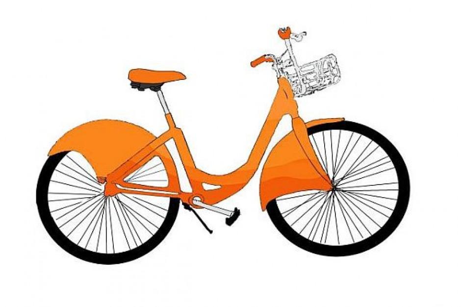 Rower miejski w dwóch odsłonach