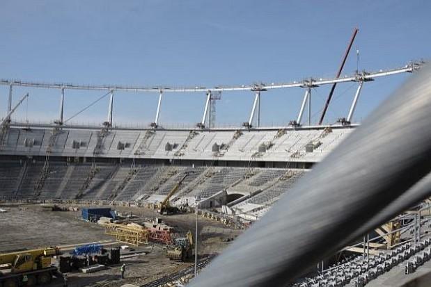 Mają problem z poddostawcą na stadionie