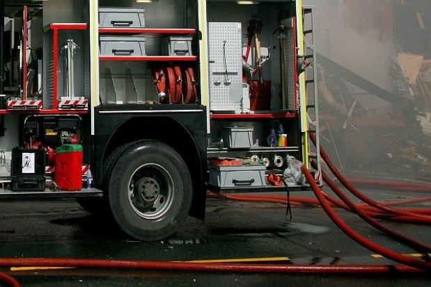 Kupili sprzęt strażacki za 12 mln zł
