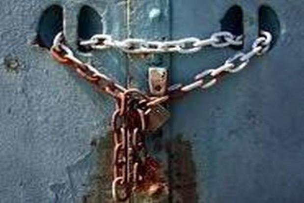Dworce zamknięte na klucz