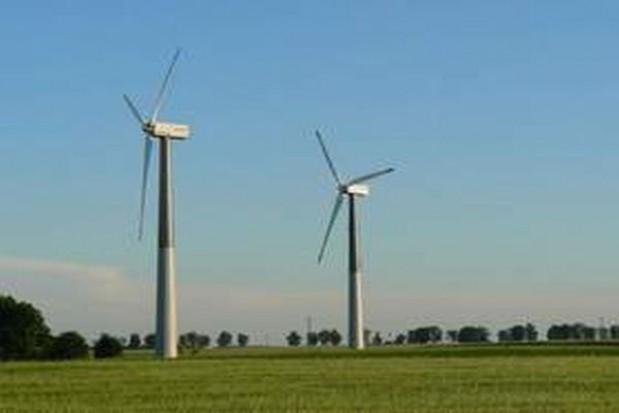 Farmy wiatrowe na Podkarpaciu