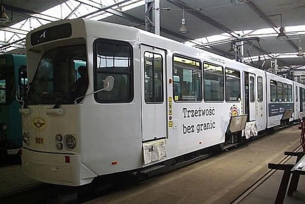 Miliony na tramwaje dla metropolii
