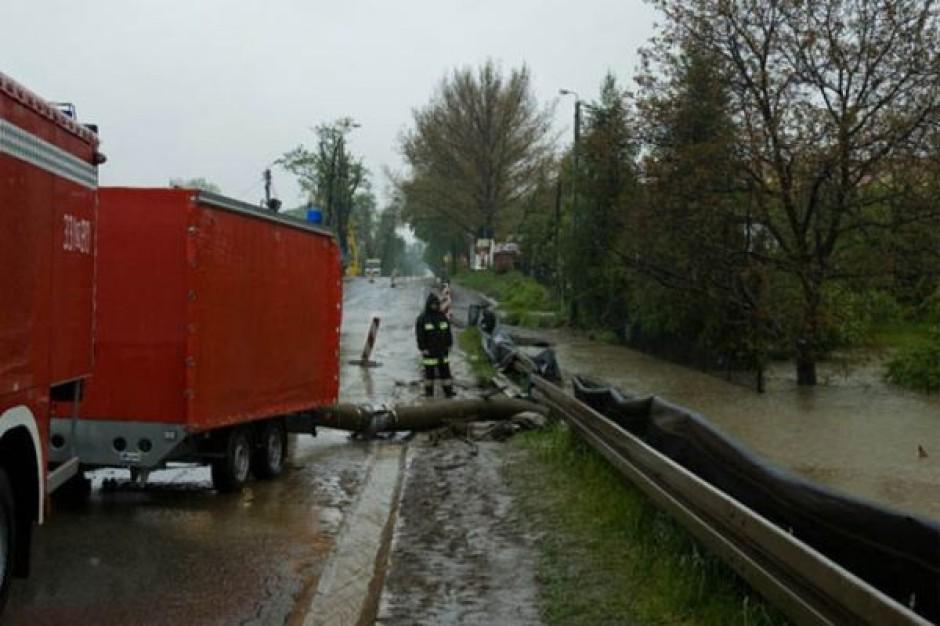 Projekt ustawy powodziowej do poprawki