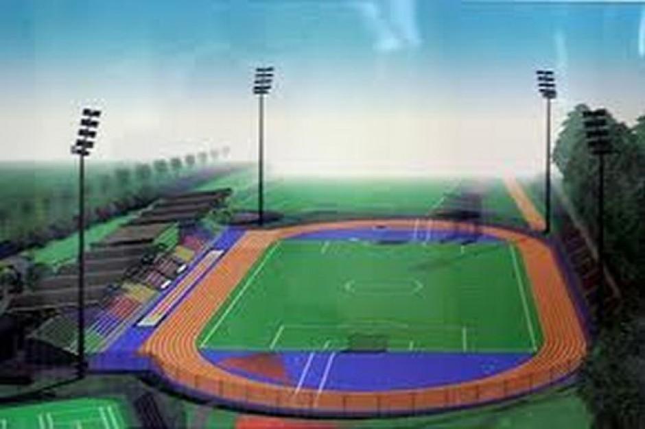 Stadion w Łomży za 20 mln otwarty