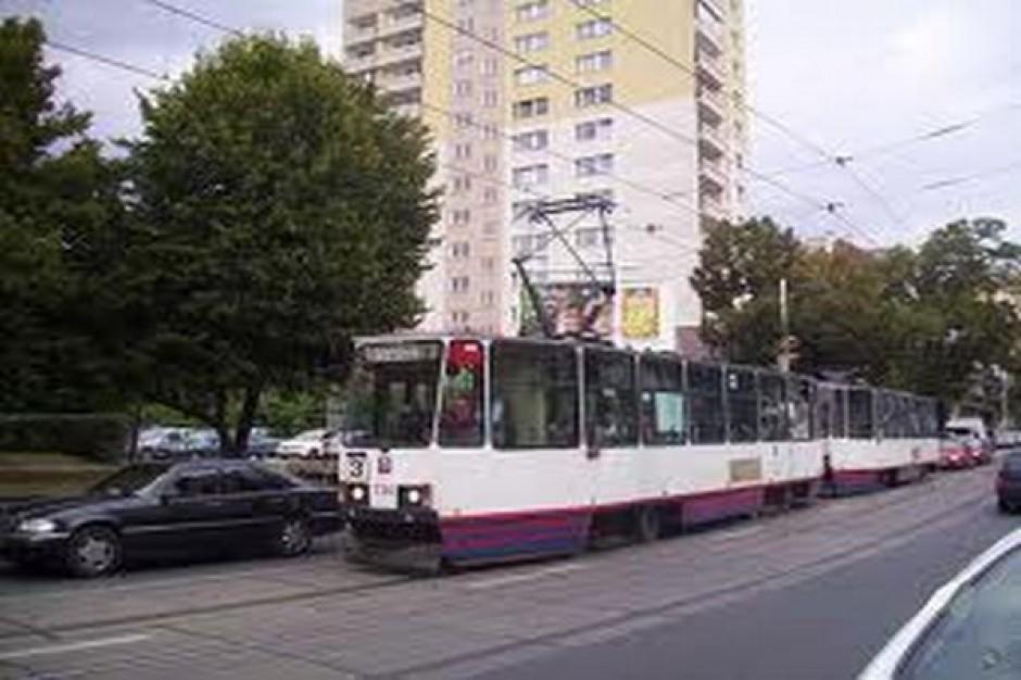 Po Gdańsku gwiezdnym tramwajem