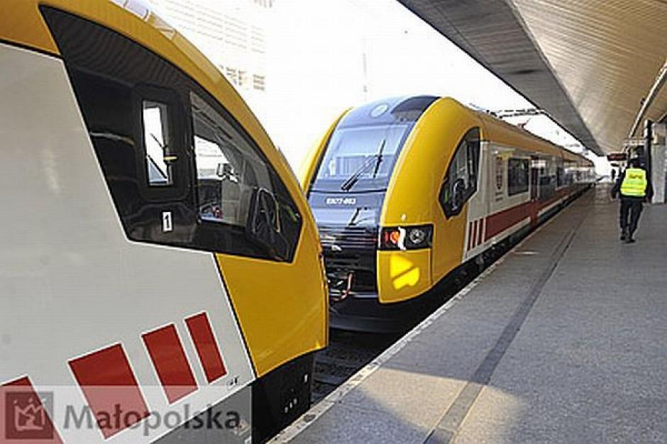 Kolejne nowoczesne pociągi dla Małopolski