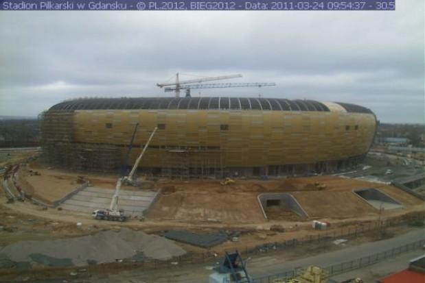 30 dni do zakończenia budowy PGE Arena Gdańsk
