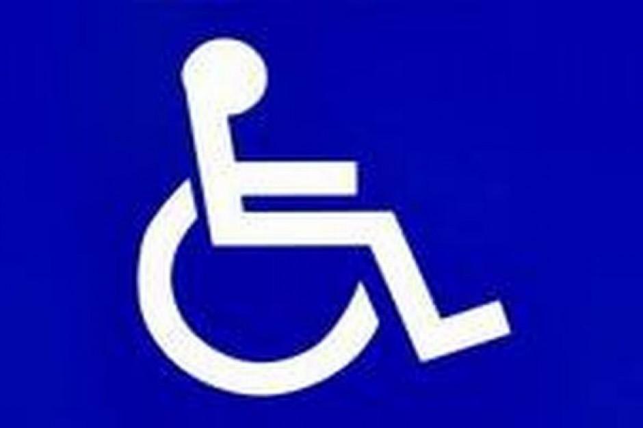 1,1 mln zł na rozwiązania służące niepełnosprawnym