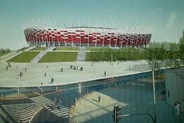 Stadion Narodowy ma pierwsze krzesełka