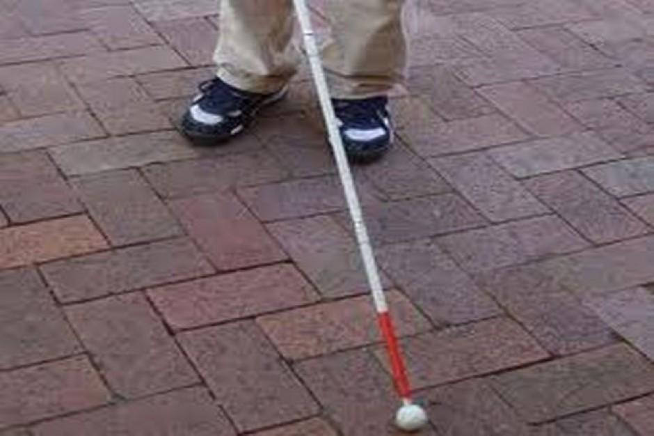 Kiedy guzki dla niewidomych w metrze?