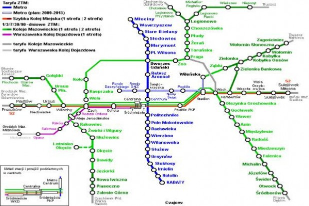 II linia metra w 2022 r?