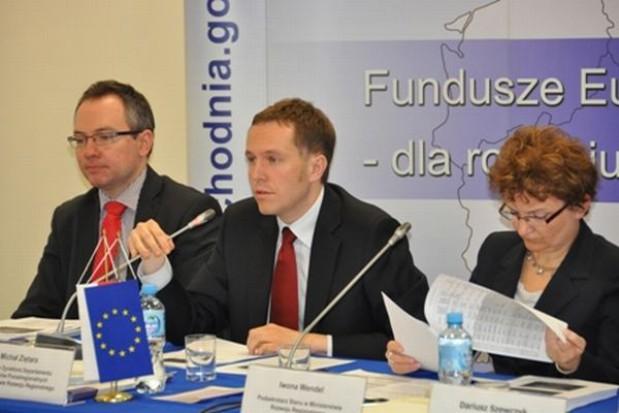 114 mln euro więcej dla Polski wschodniej