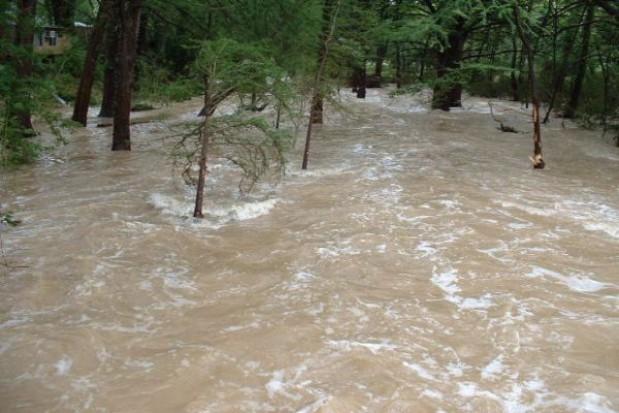 Odbudowa koryt rzek w okolicach Bogatyni