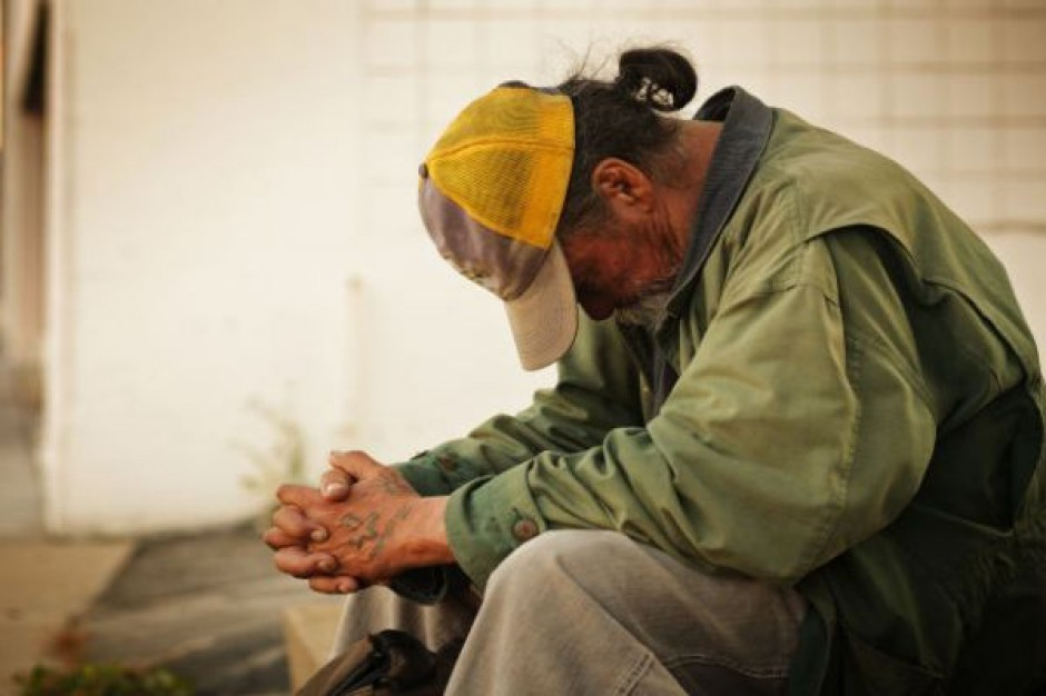 O pomocy stołecznym bezdomnym