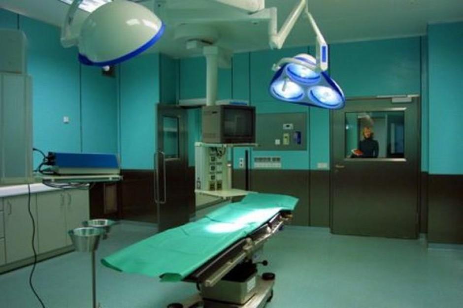 Bez przymusu przekształcania szpitali w spółki