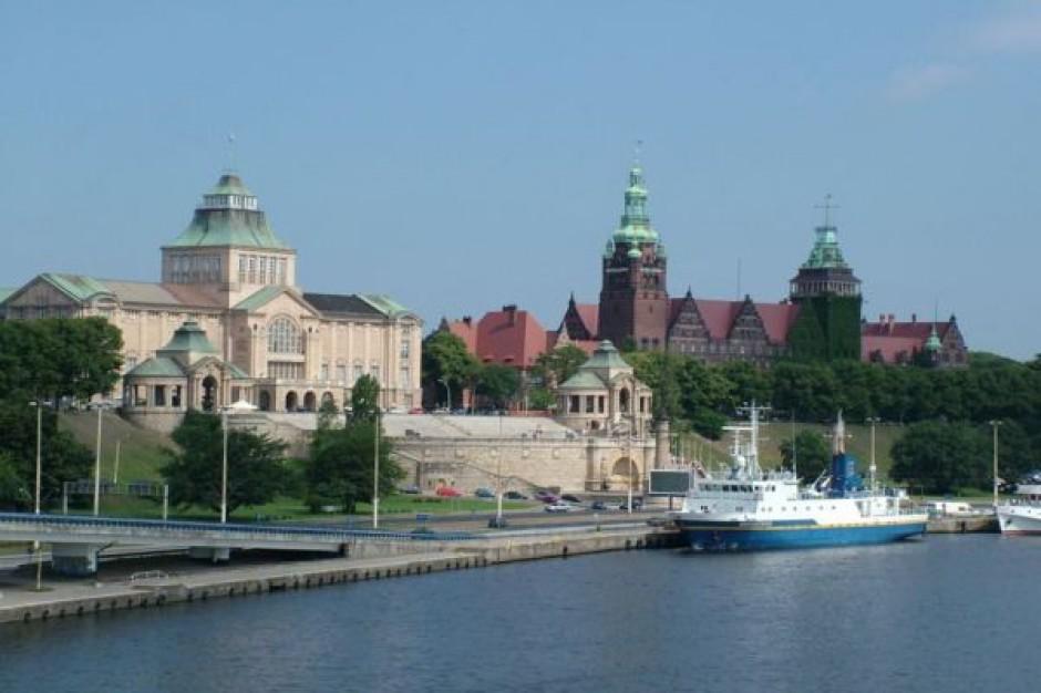 Szczecin ściga się z resortem finansów