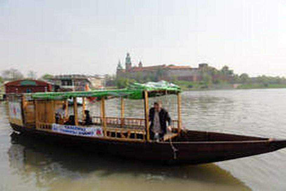 Przystanek na wodzie, czyli tramwajem po Wiśle