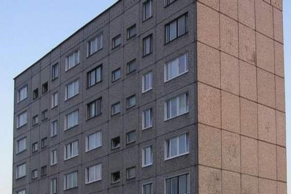 Budynki socjalne razem z inwestorem prywatnym