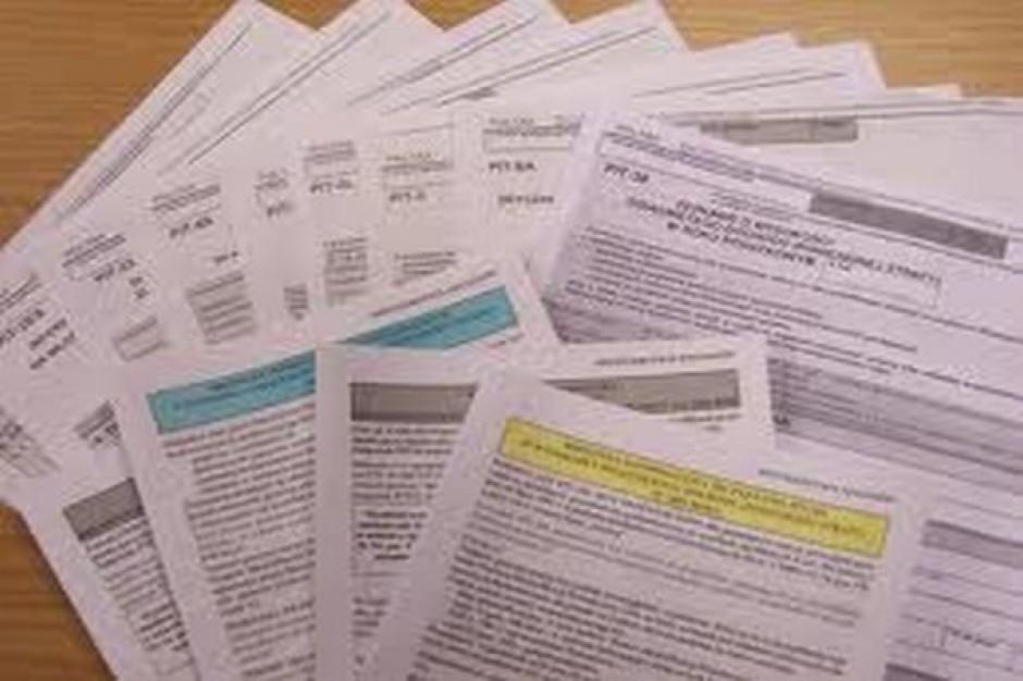 Wpłynęło ponad 922 tys. deklaracji PIT