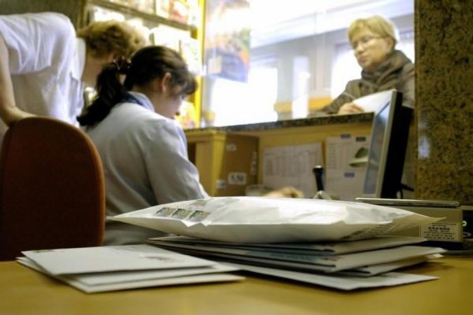 Urzędy pocztowe nie znikną z małych miast?