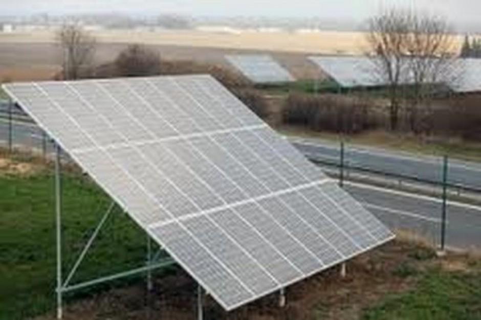 Stolica stawia na energię słoneczną
