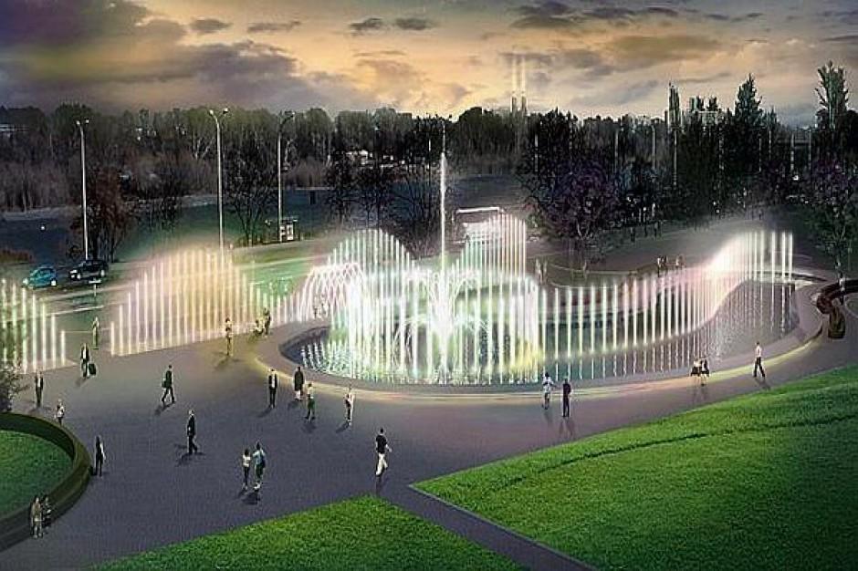 Zatańczą warszawskie fontanny
