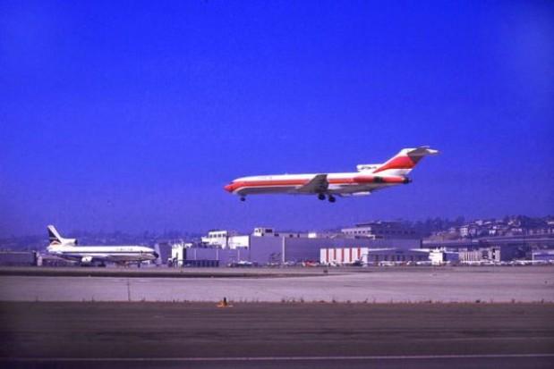 Porty lotnicze się rozwijają