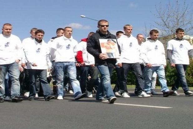 Marsz przeciw przemocy w Radomiu