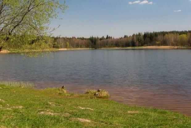 Pięknieją okolice jeziora
