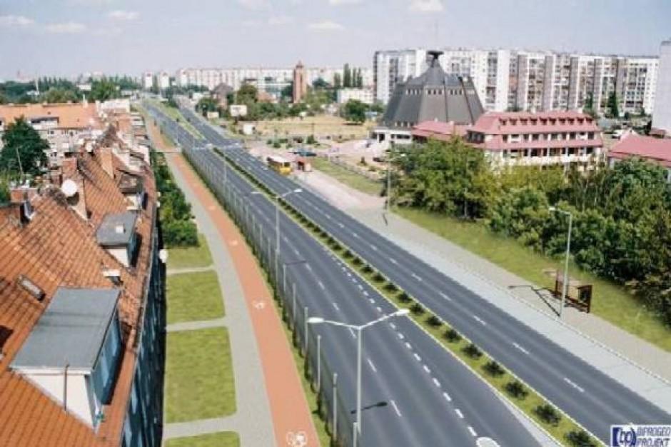 Otwarty odcinek obwodnicy Wrocławia