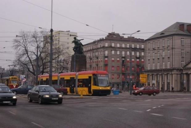 Utrudnienia komunikacyjne w Warszawie