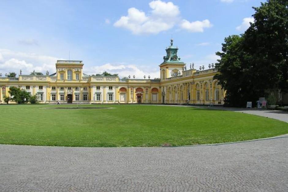 Europa w królewskich rezydencjach