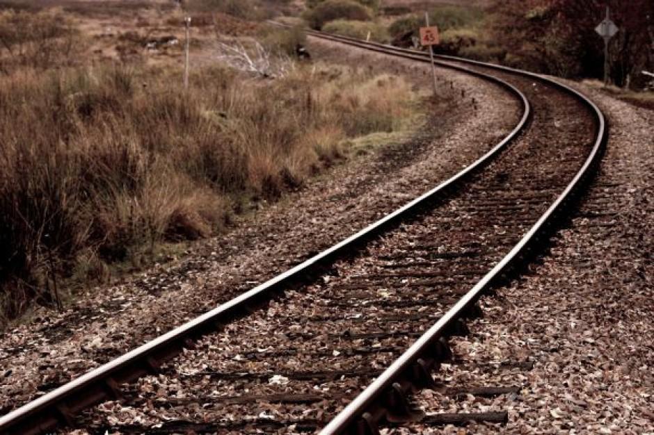 Wojewoda zlokalizował linię kolejową